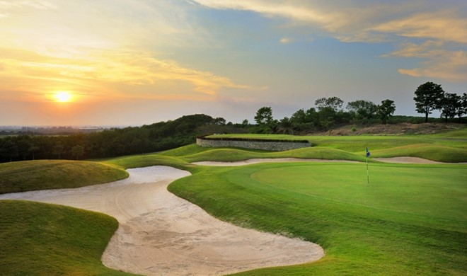 Pattaya, Thailand, Burapha Golf & Resort