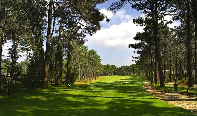Lissabon, Portugal, Aroeira Golf