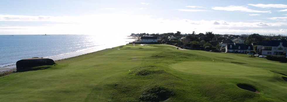 Jersey, England, Royal Jersey Golf Club