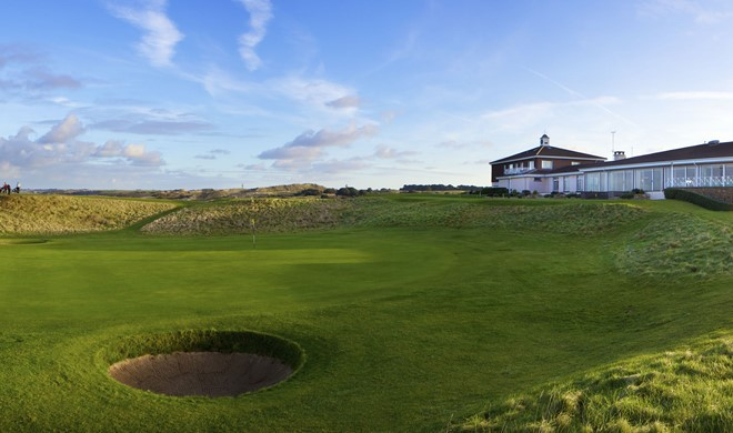 Jersey, England, La Moye Golf Club