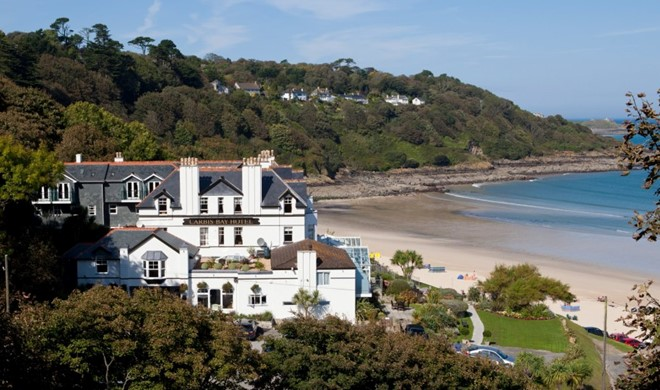 Sydvest, England, The Carbis Bay Hotel