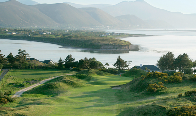 Det sydlige Irland, Irland, Dooks Golf Links