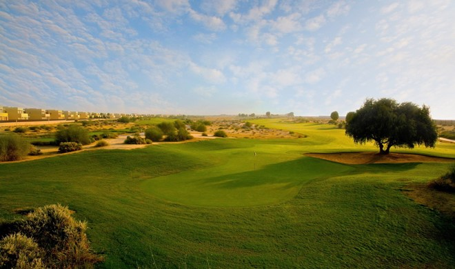 Dubai, Forenede Arabiske Emirater, Arabian Ranches Golf Club