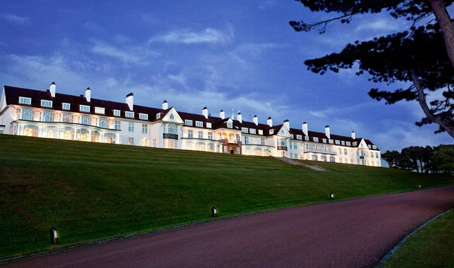 Glasgow området, Skotland, Trump Turnberry Resort