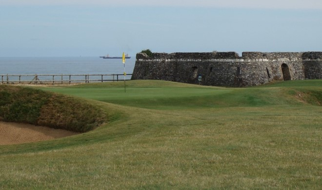 Sydøst, England, North Foreland Golf Course