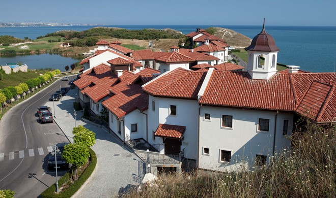Det nordøstlige Bulgarien, Bulgarien, Thracian Cliffs Golf & Beach Resort