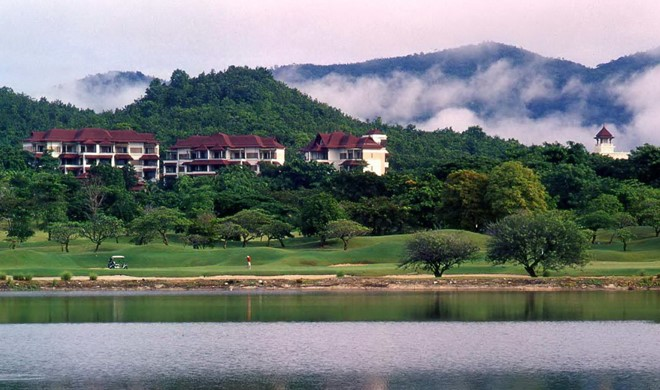 Hua Hin, Thailand, Springfield Royal Country Club