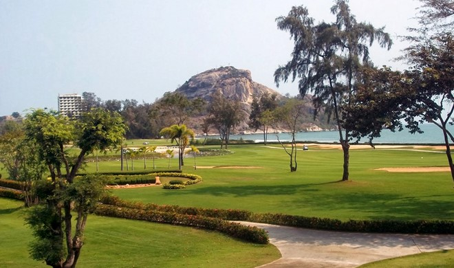 Hua Hin, Thailand, Sea Pine Golf Club