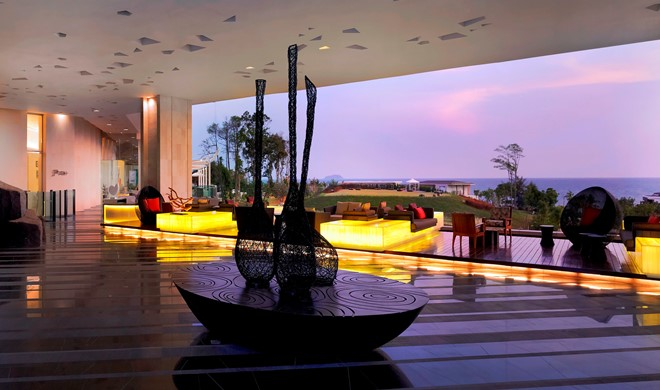 Pattaya, Thailand, Rayong Marriott Resort and Spa