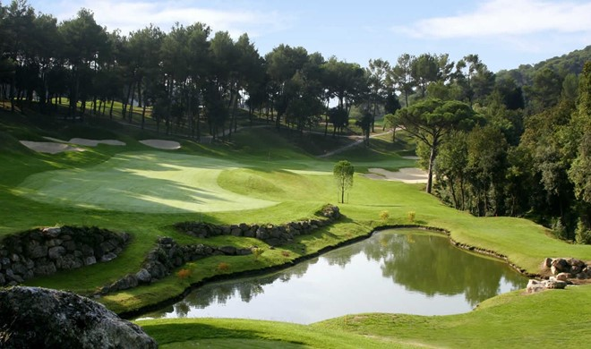 Sydfrankrig, Frankrig, Royal Mougins Golf Club