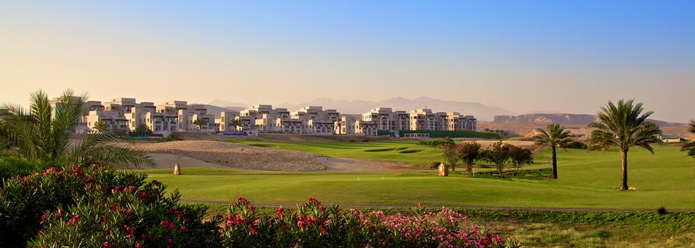 Muscat, Oman, Muscat Hills Golf & Country Club
