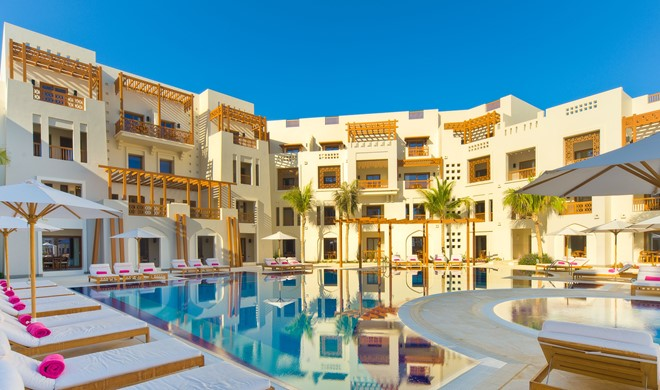 Muscat, Oman, Sifawy Boutique Hotel