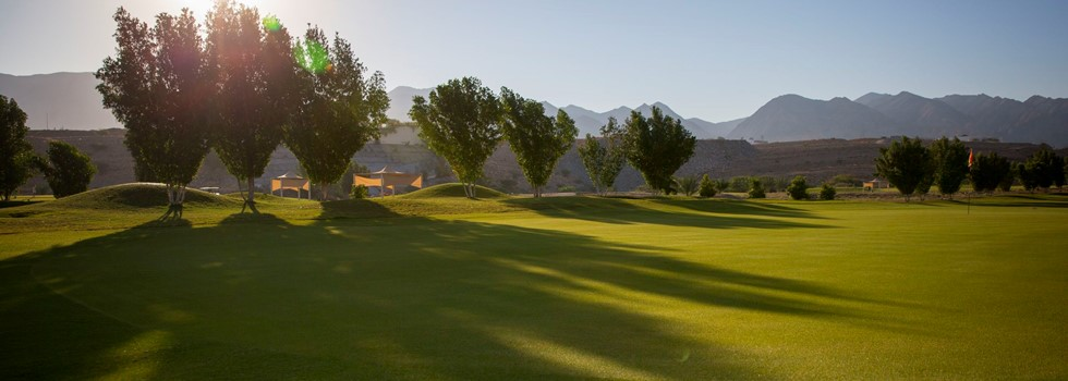 Muscat, Oman, Ghala Golf Club
