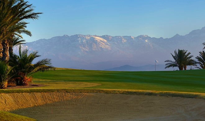 Marrakech, Marokko, Assoufid Golf Club