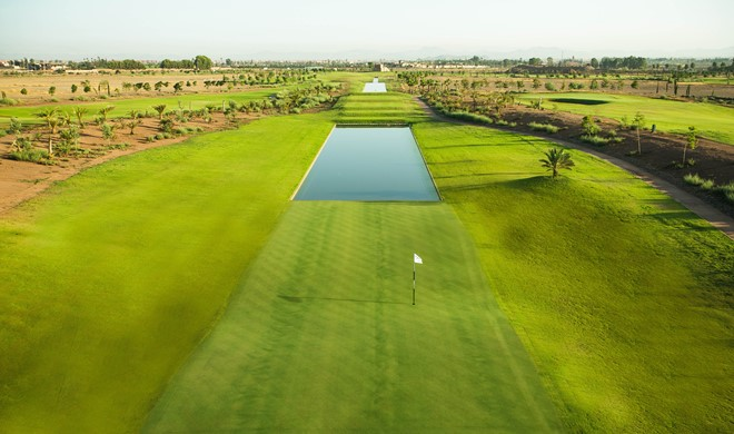 Marrakech, Marokko, Noria Golf Club