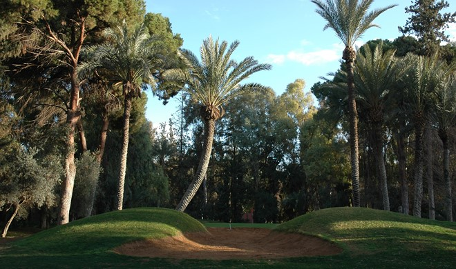 Marrakech, Marokko, Marrakech Royal Golf Club