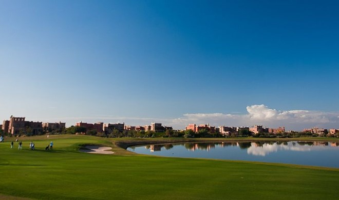 Marrakech, Marokko, Samanah Country Club