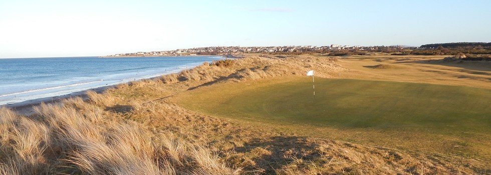 Nordøstlige Skotland, Skotland, Moray Golf Club