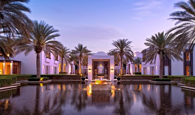 Muscat, Oman, The Chedi Muscat