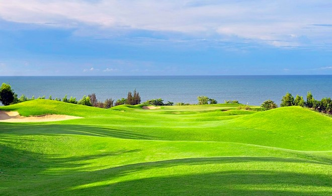 Det sydlige Vietnam, Vietnam, Sea Links Golf & Country Club