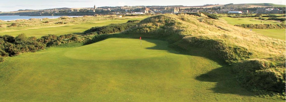 Fife, Skotland, Jubilee Course, St Andrews Links