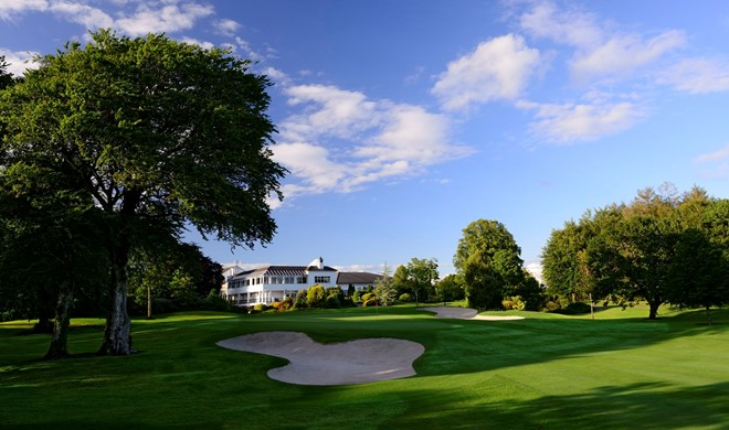 Det nordlige Irland, Irland, Slieve Russell Golf Course
