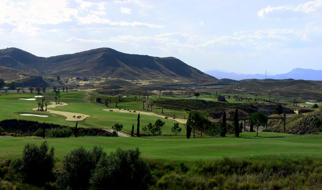 Murcia, Spanien, Lorca Resort Golf Course