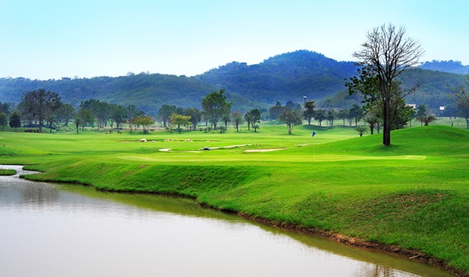 Khao Yai området, Thailand, Bonanza Golf and Country Club