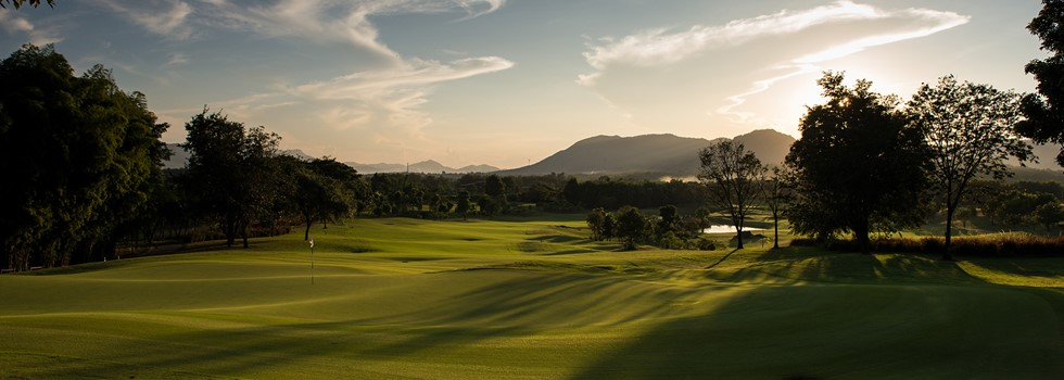 Chiang Mai, Thailand, Chiangmai Highlands Golf & Spa Resort