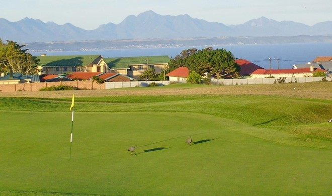 Garden Route, Sydafrika, Mossel Bay Golf Course