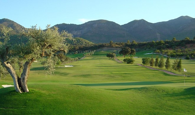 Costa del Sol, Spanien, Lauro Golf