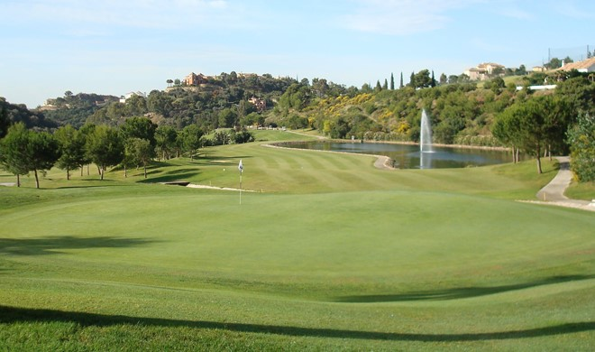 Costa del Sol, Spanien, Los Arqueros Golf & Country Club