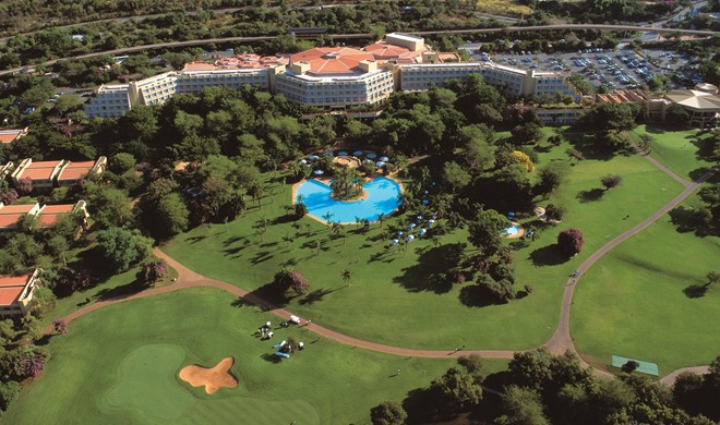 Johannesburg området, Sydafrika, Gary Player Golf Course (Sun City)