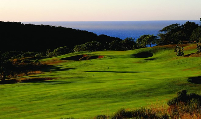 Durban, Sydafrika, Zimbali Country Club