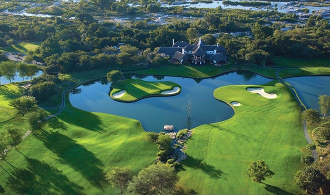Kruger National Park, Sydafrika, Leopard Creek Country Club