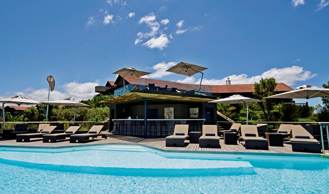 Garden Route, Sydafrika, Simola Hotel, Country Club and Spa
