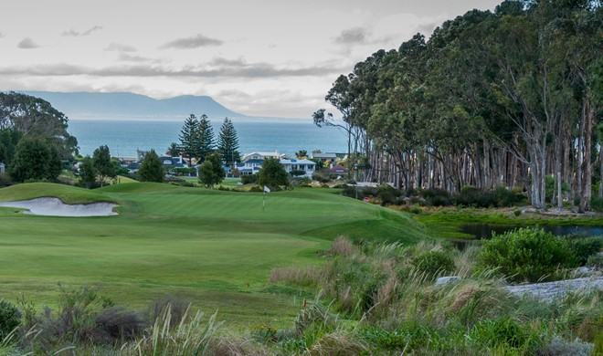 Garden Route, Sydafrika, Hermanus Golf Club