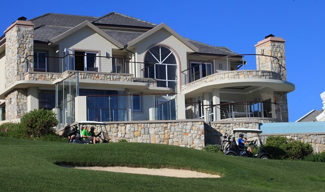 Garden Route, Sydafrika, Pinnacle Point Golf Lodges and Golf Villas