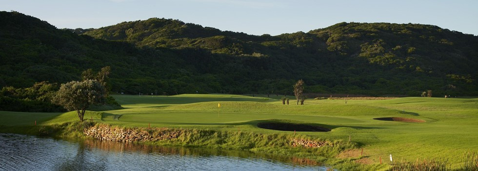 Garden Route, Sydafrika, Fish River Sun Country Club