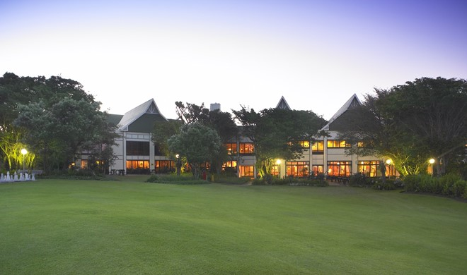 Garden Route, Sydafrika, The Fish River Sun Hotel