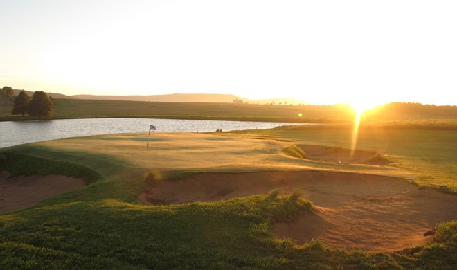 Durban, Sydafrika, Gowrie Farm Golf Course