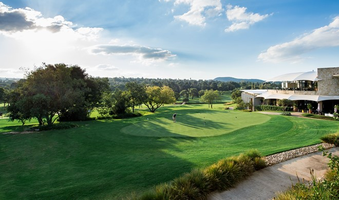 Johannesburg området, Sydafrika, The Fairway Hotel, Spa & Golf Resort