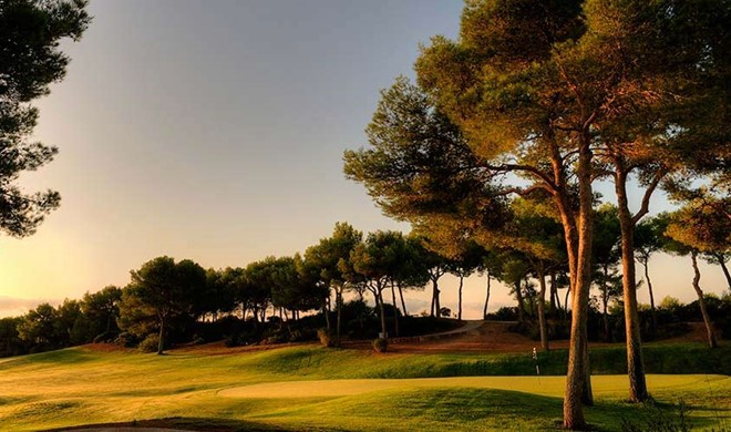 Mallorca, Spanien, Vall d'Or Golf