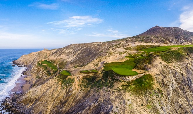 Baja California Sur, Mexico, Quivira Golf Club