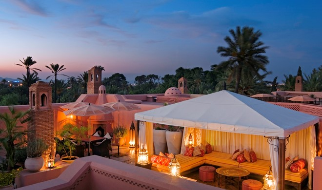 Marrakech, Marokko, The Royal Mansour