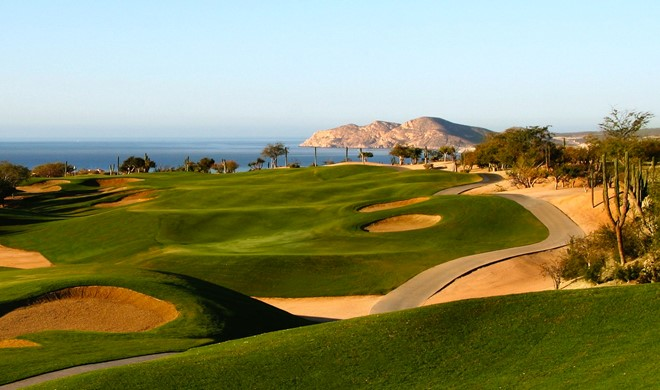Baja California Sur, Mexico, Cabo Real Golf Club