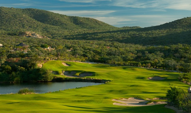 Baja California Sur, Mexico, Puerto Los Cabos Golf Course