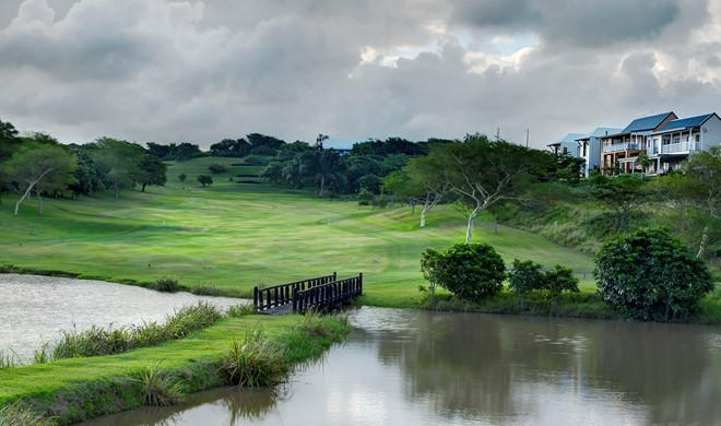Durban, Sydafrika, Princes Grant Golf Course