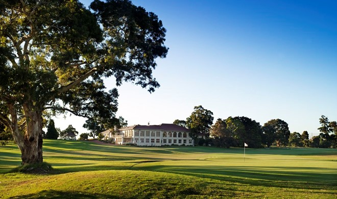 Victoria, Australien, Commonwealth Golf Club