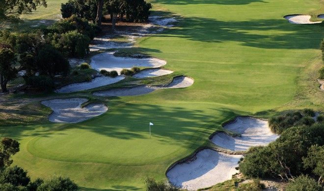 Victoria, Australien, Kingston Heath Golf Club